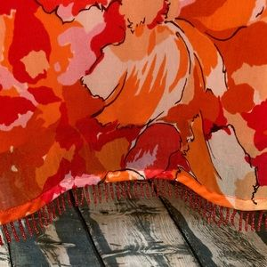 Venezia Dresses - Venezia Orange Beach Dress 18W
